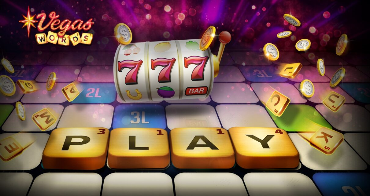 play a slot game