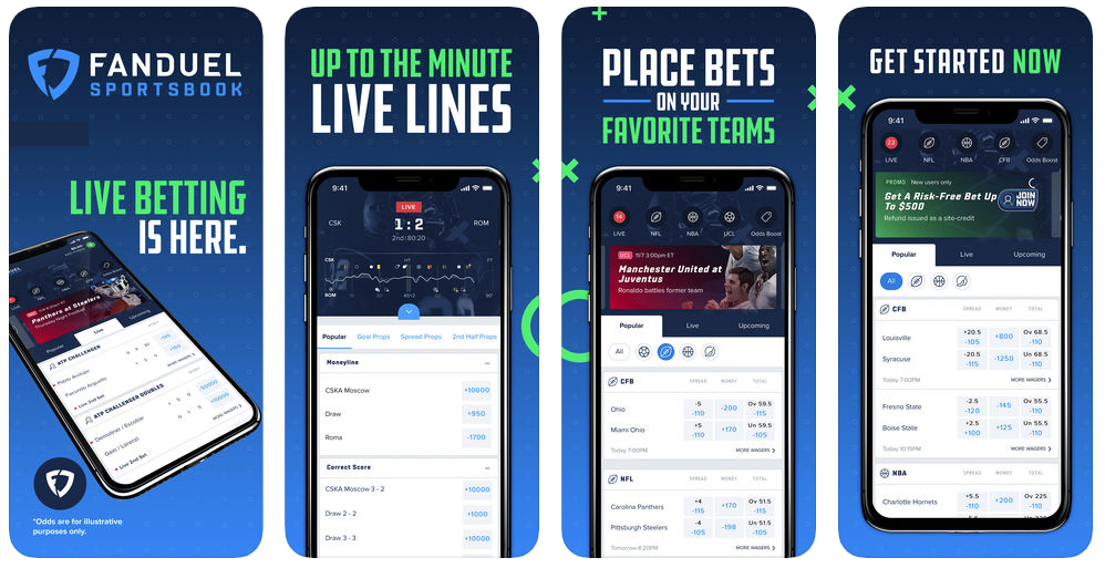App for Sports Betting